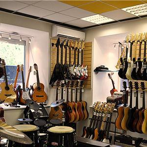 Музыкальные магазины Тишково