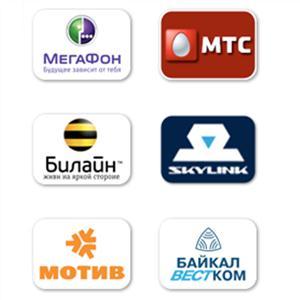 Операторы сотовой связи Тишково