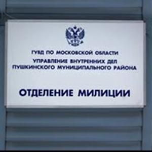 Отделения полиции Тишково