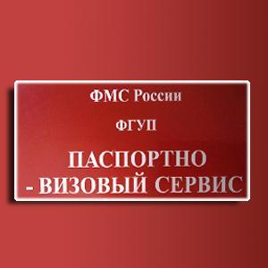 Паспортно-визовые службы Тишково