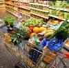 Магазины продуктов в Тишково
