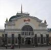 Железнодорожные вокзалы в Тишково