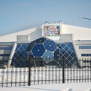 Спортивные комплексы Тишково