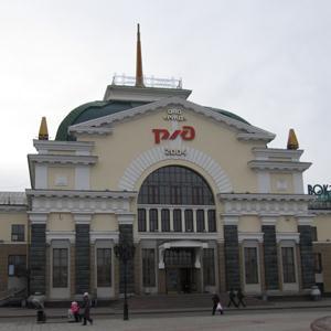 Железнодорожные вокзалы Тишково